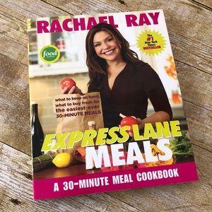 Rachel Ray's Express Lane Meals Cookbook